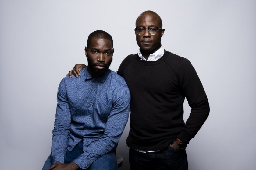 """Tarell Alvin McCraney and Barry Jenkins are the voices behind """"Moonlight."""""""