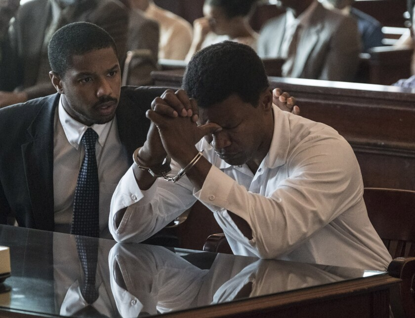 Just Mercy' review: Film is at its best when the truth makes us ...