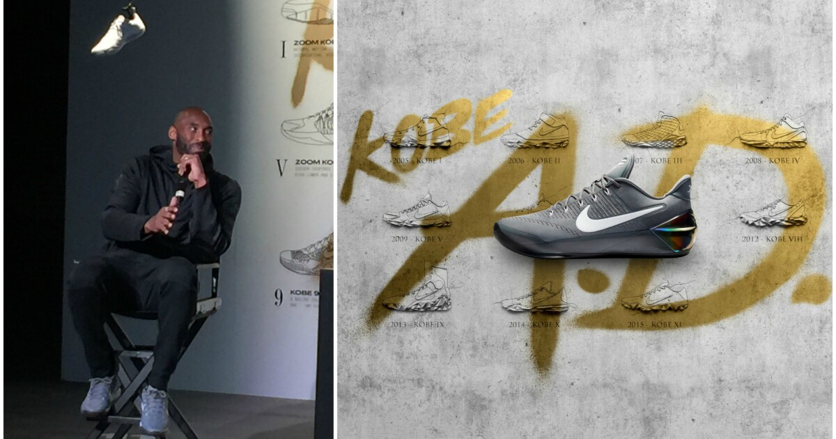 From Adidas To Nike Kobe Bryant Changed The Sneaker World Los Angeles Times
