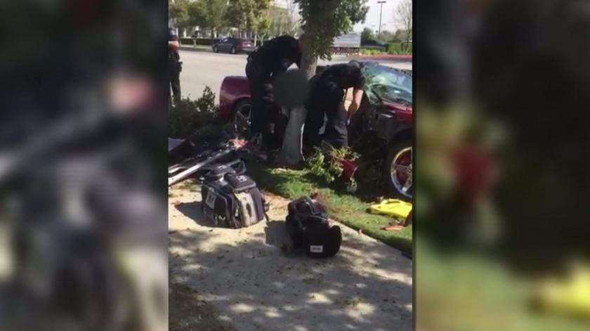 Carmax Salesman Killed When Corvette Crashes In Test Drive Driver