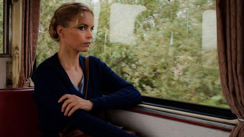 "Nina Hoss in Christian Petzold's 2012 movie ""Barbara."""