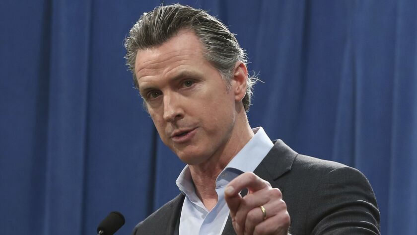 Gov. Gavin Newsom will introduce the California Consumer Financial Protection Law as part of his proposed 2020-21 state budget, to be unveiled Friday.