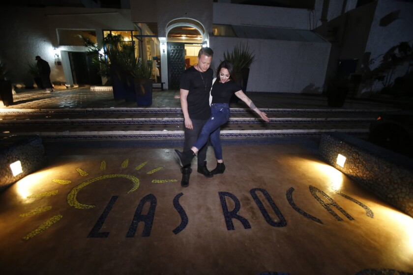 Zach Carr goes on a blind date with Cassie Dominach in Tijuana and Rosarito Mexico.