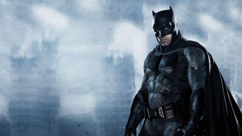 Batman, interpretado por Ben Affleck