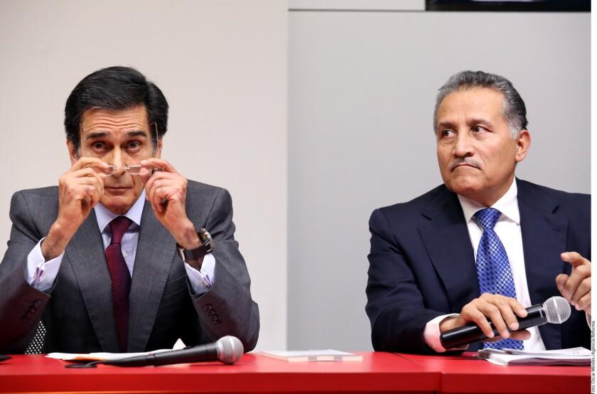 Un comité interno del partido que gobierna México decidió despojar de sus derechos de pertenencia al partido a uno de sus gobernadores estatales, implicado en una investigación federal por corrupción.