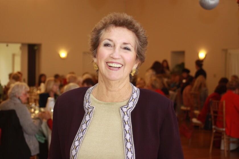'Successful ager' Carolyn Boline