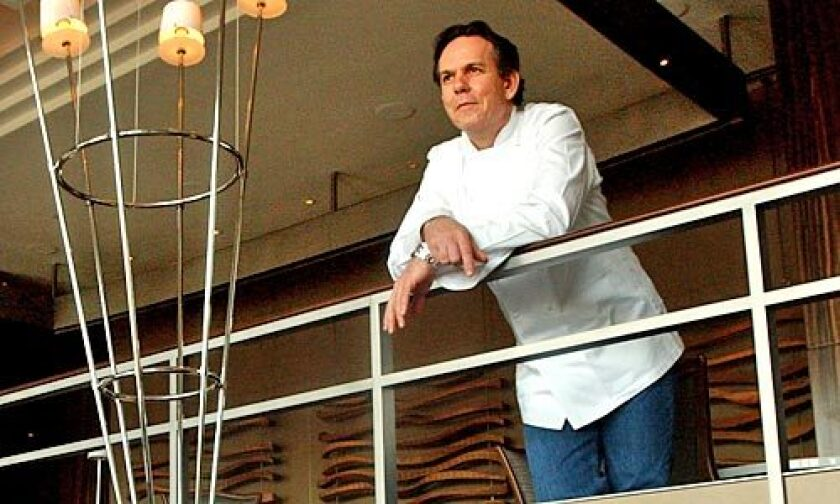 FULL CIRCLE: Thomas Keller left L.A. for the Napa Valley and international acclaim. Now he's Beverly Hills-bound.