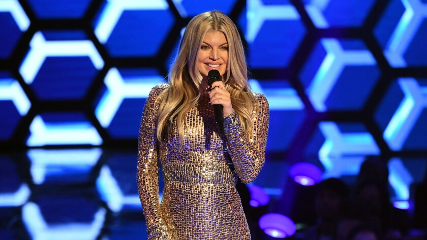 """THE FOUR: BATTLE FOR STARDOM: Fergie in the """"Week One"""" two-hour series premiere episode of FOXâ€"""