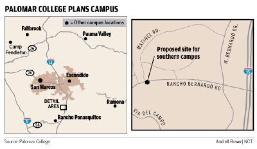 SAN MARCOS: Palomar College buying RB site for future campus ...