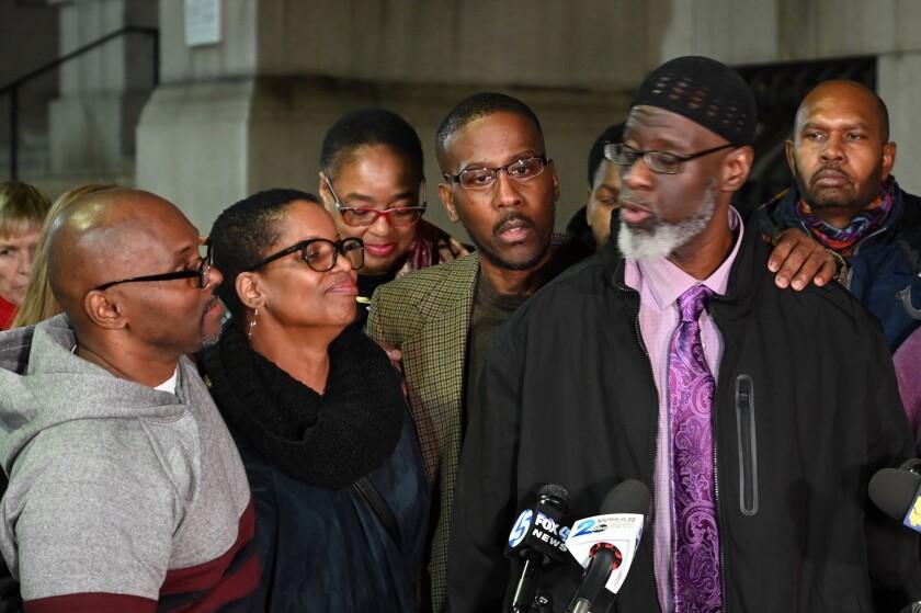 Prisoners exonerated