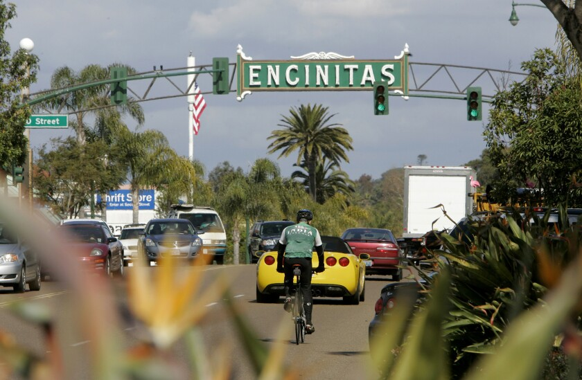 Downtown Encinitas will host its fall street fair.