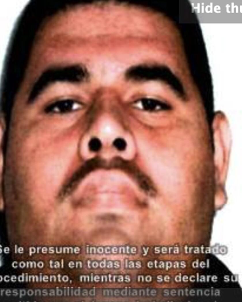 Juan Manuel Alvarez Inzunza, an alleged top cartel money launderer, was extradited to San Diego.