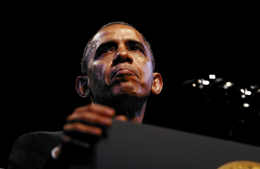"""President Obama's Dec. 4 speech has set off intense debate over such issues as whether economic inequality really is """"the defining challenge of our time."""""""