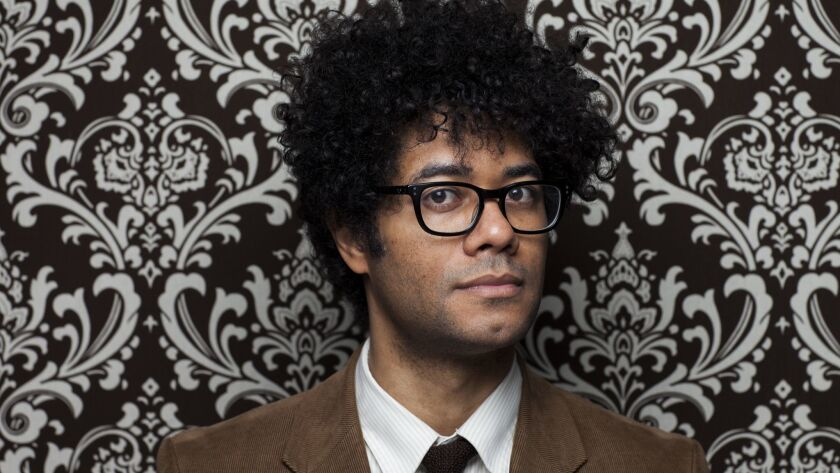 Richard Ayoade in 2014.