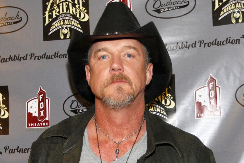 Country singer Trace Adkins has entered rehab, a rep says, after an incident on a cruise ship.