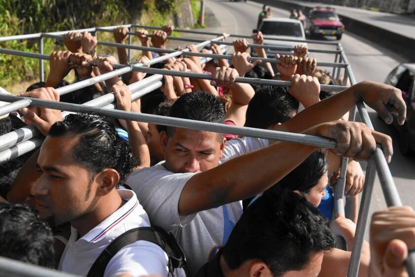 El Salvador gang violence