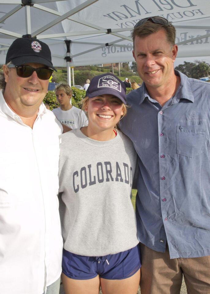 T Pat Stubbs, Madeline Crosby, Mark Rathsam