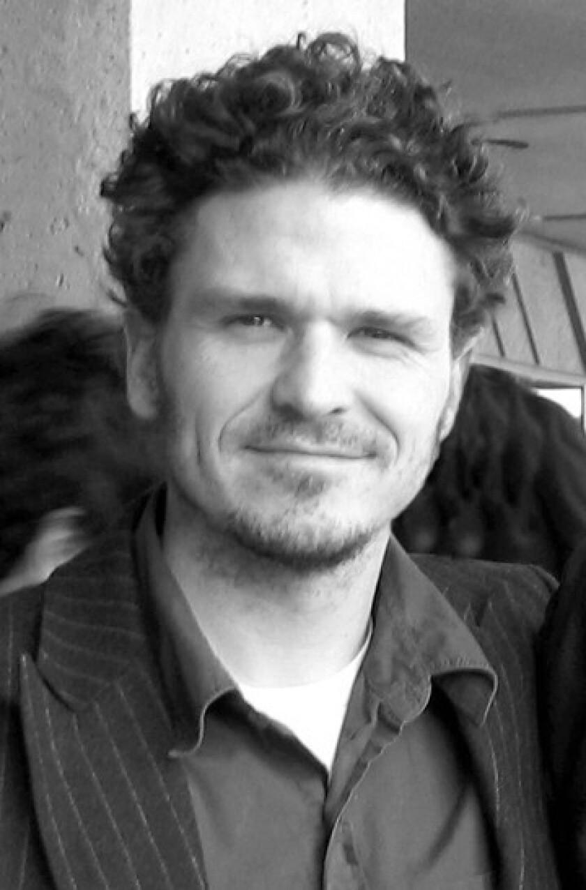 Author Dave Eggers.