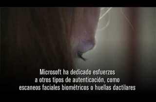 Microsoft está tratando de eliminar contraseñas
