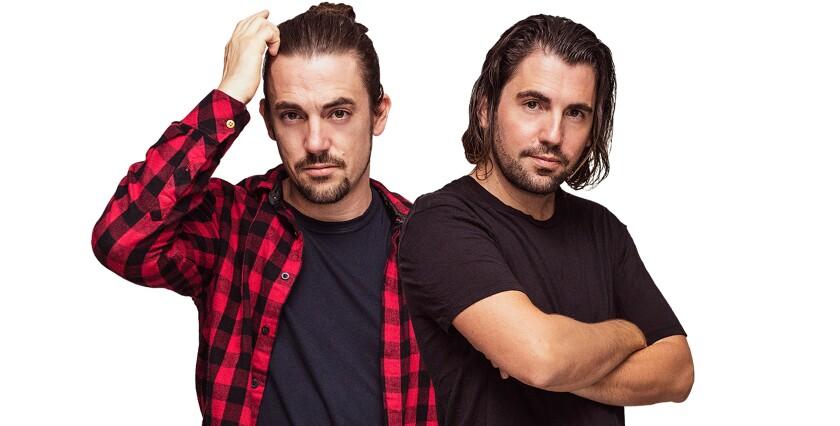 A photo of Dimitri Vegas & Like Mike