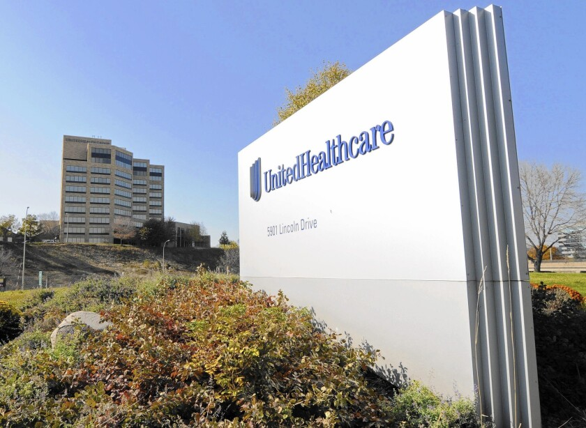 """UnitedHealth says because of the """"continuing deterioration"""" of its profits from Obamacare, it may quit offering coverage through the system by 2017."""