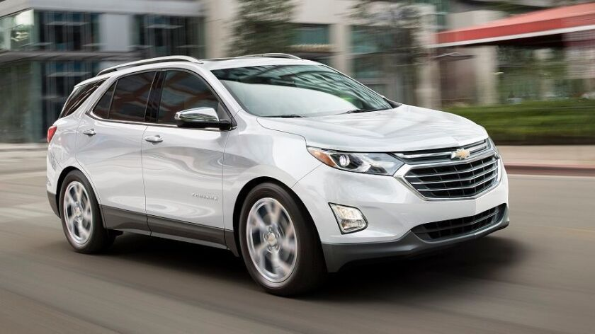 Get ready to ghost your gas station. The 2018 Chevrolet Equinox offers an EPA-certified 39 mpg on th