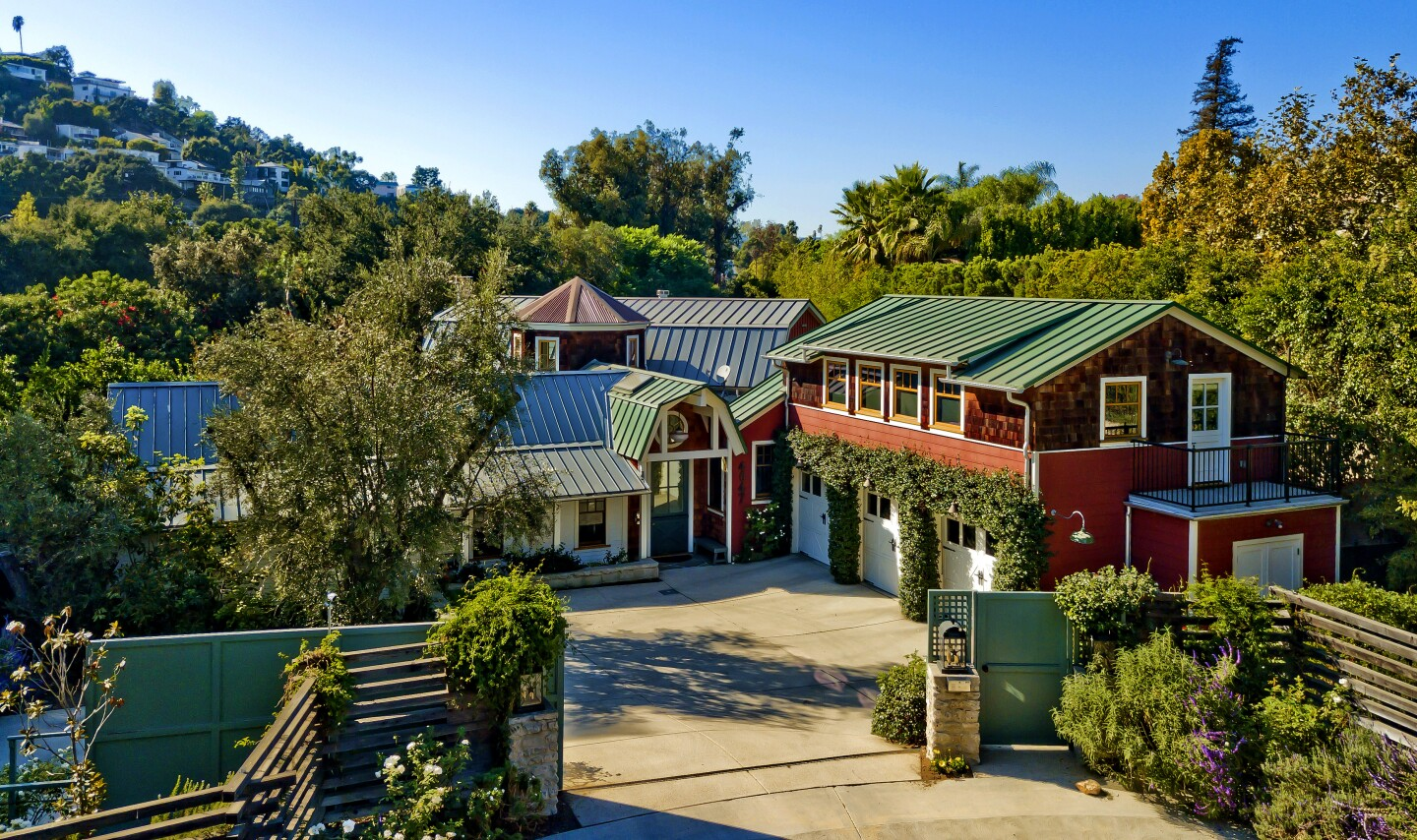 Home of the Week | A little bit country in Studio City