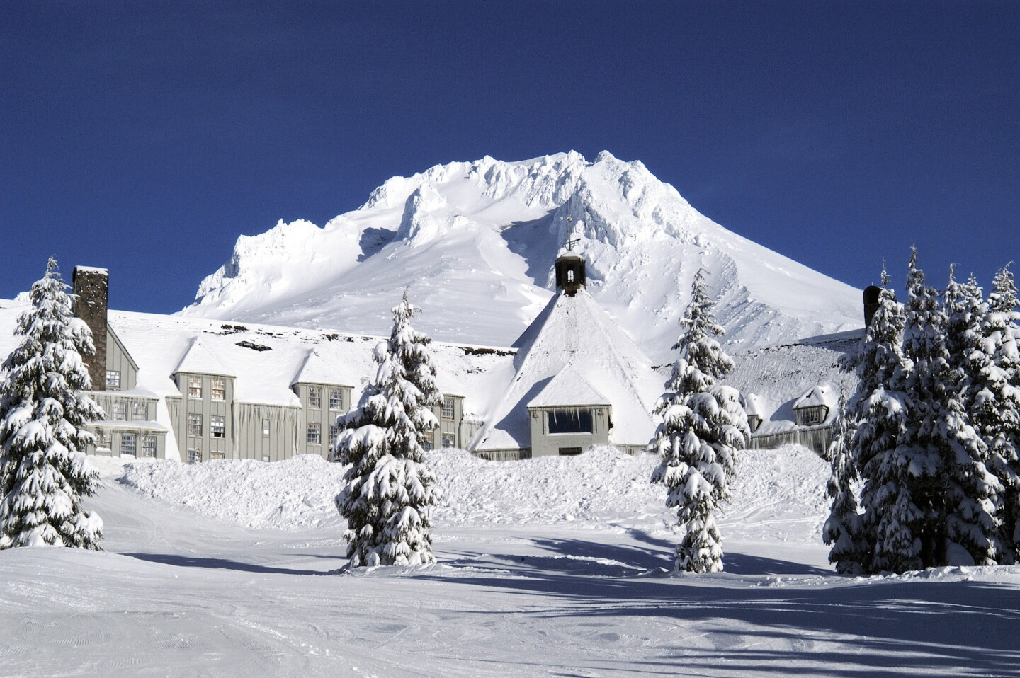 Oregon's Timberline Lodge