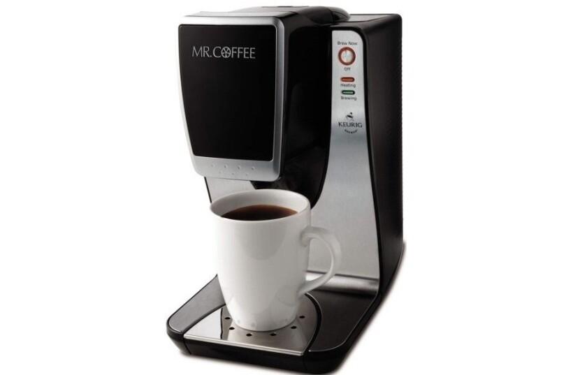 600,000 Mr. Coffee units recalled