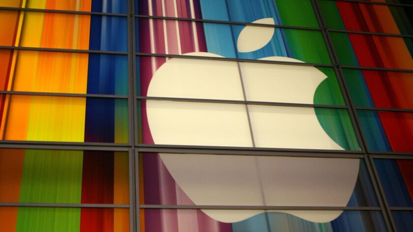 Apple aims to top $50 billion in annual services revenue by 2021.
