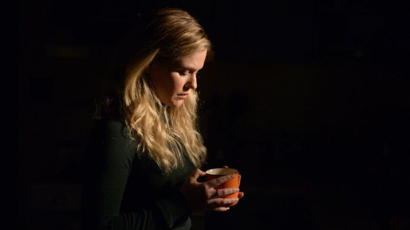 """In NBC's """"The InBetween"""" Harriet Dyer plays a young woman whose psychic powers are of particular use to the Seattle police."""