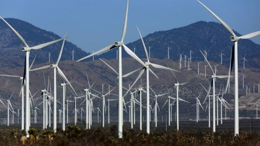 California set a goal of 100% clean energy, and now other