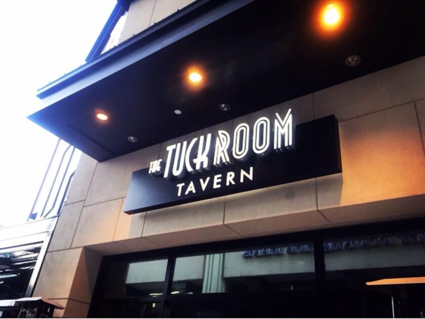 Sherry Yard's new restaurant, the Tuck Room Tavern.
