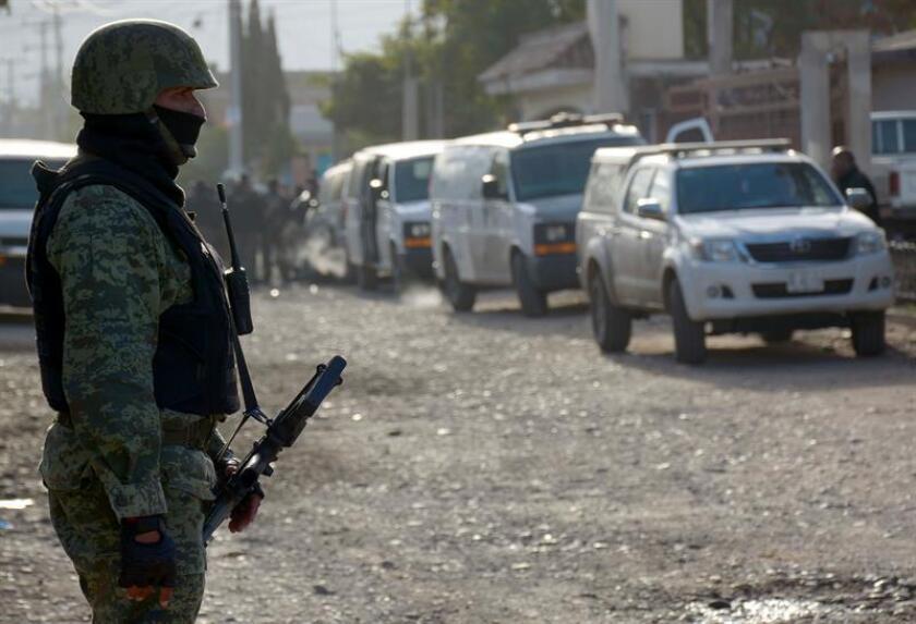 Militares abaten a miembro del cártel de Sinaloa en noroeste de México