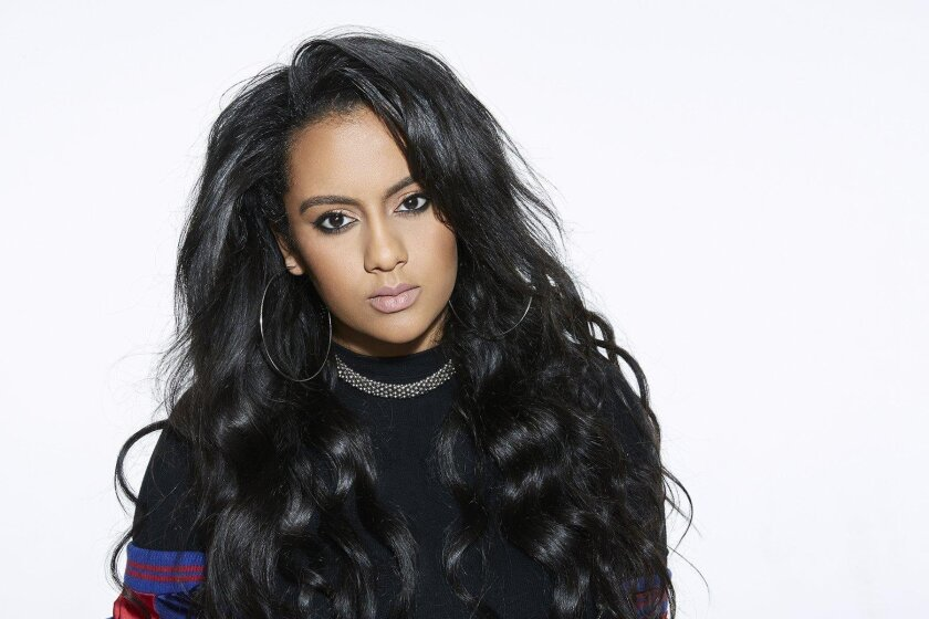Bibi Bourelly's show at the Soda Bar could be a highlight of the fall concert season. Photo courtesy of Def Jam