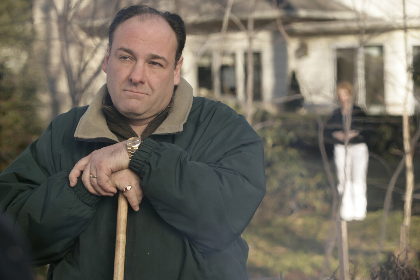 """James Gandolfini, who is best known for his Emmy-winning role as mob boss Tony Soprano in HBO's """"The Sopranos,"""" had a career that spanned more than two decades. Here's a look back at a few of his roles in television and film."""