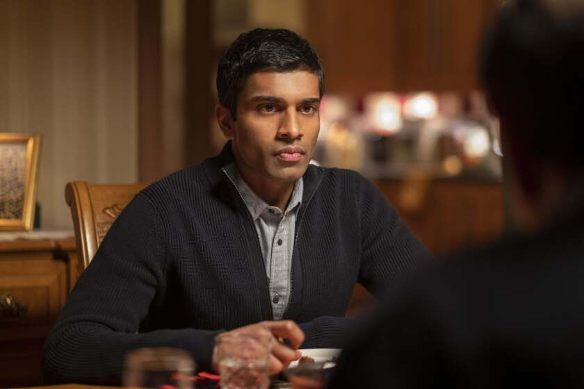 """Nikesh Patel in Hulu's """"Four Weddings and a Funeral"""""""