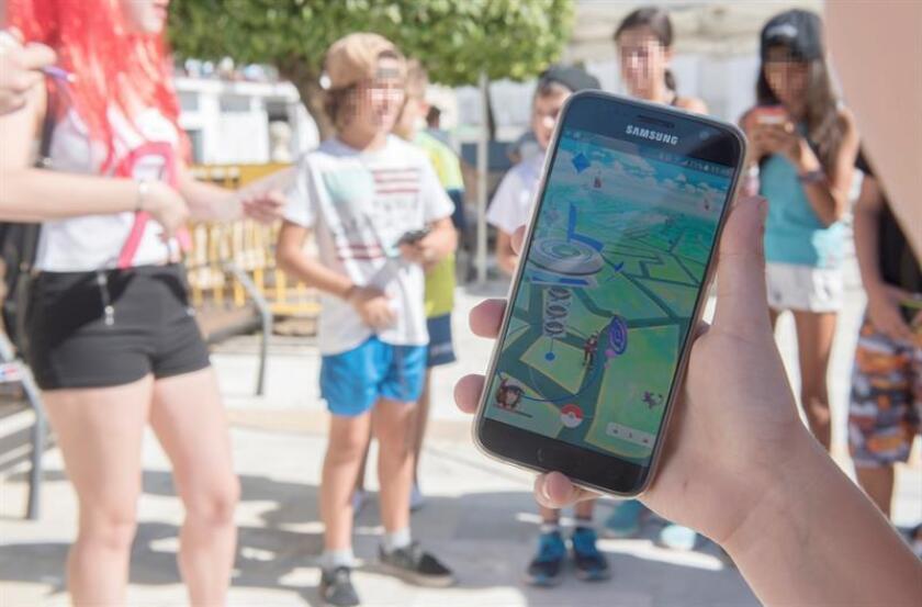 Pokémon Go, iPhone 7 y Donald Trump fueron los términos más buscados en Google en todo el mundo a lo largo de 2016, informó hoy el gigante tecnológico. EFE/ARCHIVO