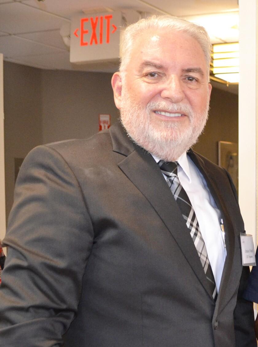 Arthur Pearl, CEC RB president 2020-21