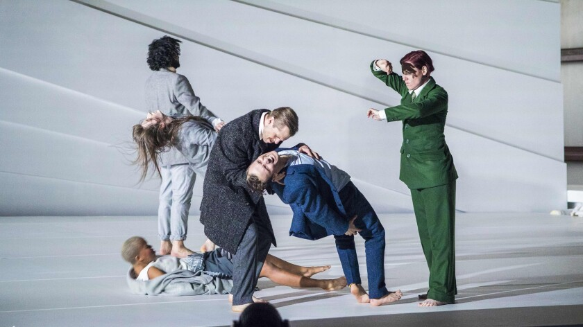 """""""Les Enfants Terribles,"""" performed last year at One Festival at Opera Omaha."""