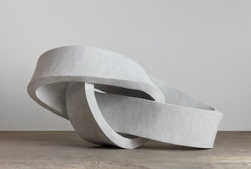 Evan Holloway at David Kordansky Gallery