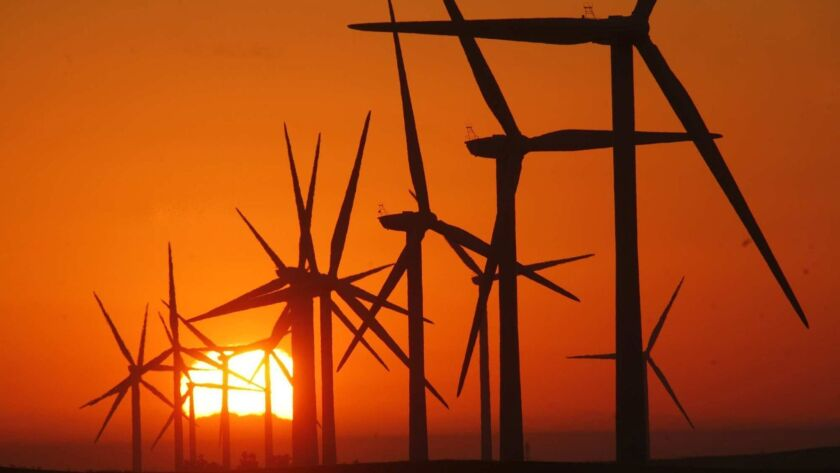 California's renewable-energy plans may hinge on presidential race