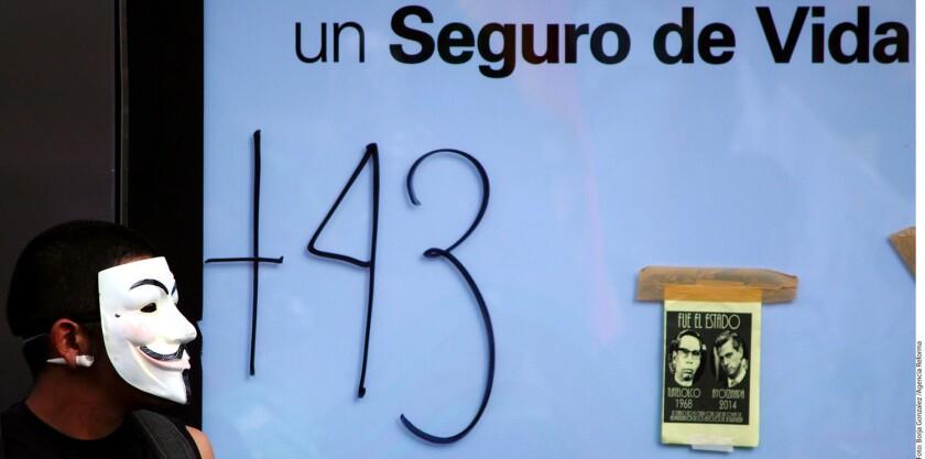 A dos años de la desaparición en Iguala, el pasado 26 de septiembre, los padres de los normalistas afirmaron que las autoridades no sólo les han mentido, sino que les han ofrecido dinero.
