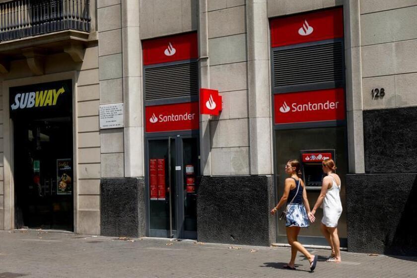 Banco Santander aumenta al 91,65 % el capital social de su filial en México