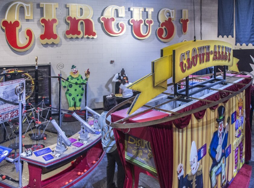 "Plenty to see and do at ""CIRCUS: Science Under the Big Top"" at the Reuben H. Fleet Science Center in San Diego's Balboa Park."