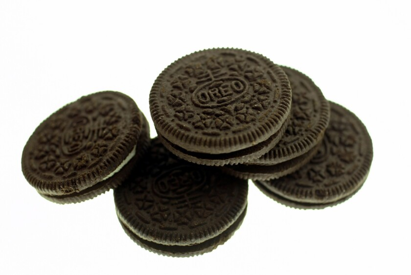 Nabisco will launch two new flavors of Oreos: cookie dough and marshmallow crispy.