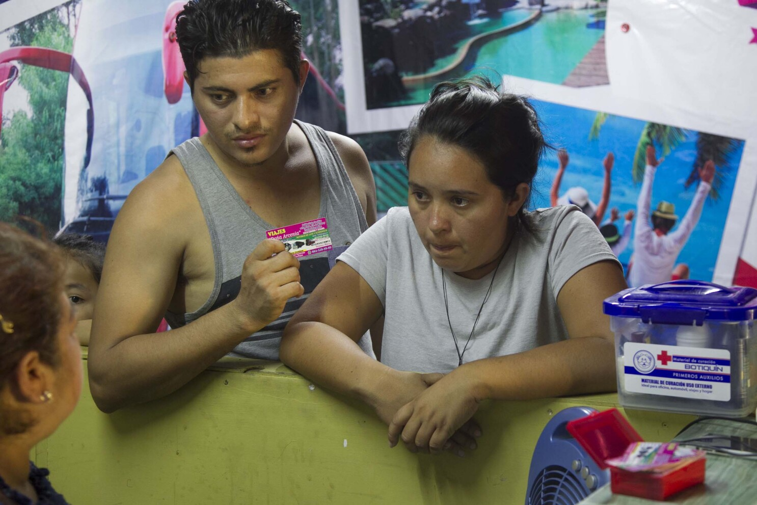 Central American migrants are giving up on asylum; returning home