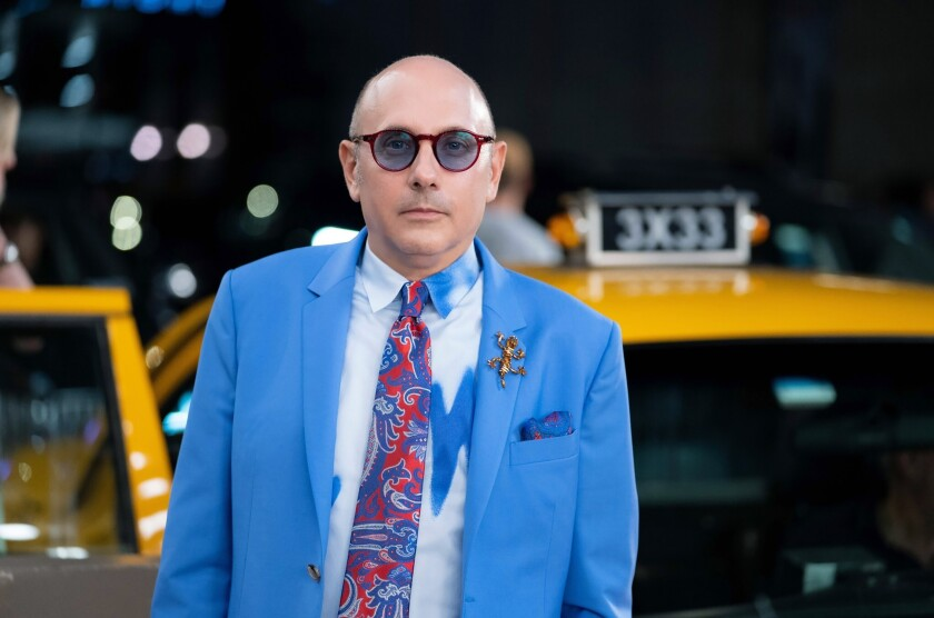 Willie Garson arrives at The Alliance for Children's Rights 28th Annual Dinner in Beverly Hills, Calif., on March 5, 2020.