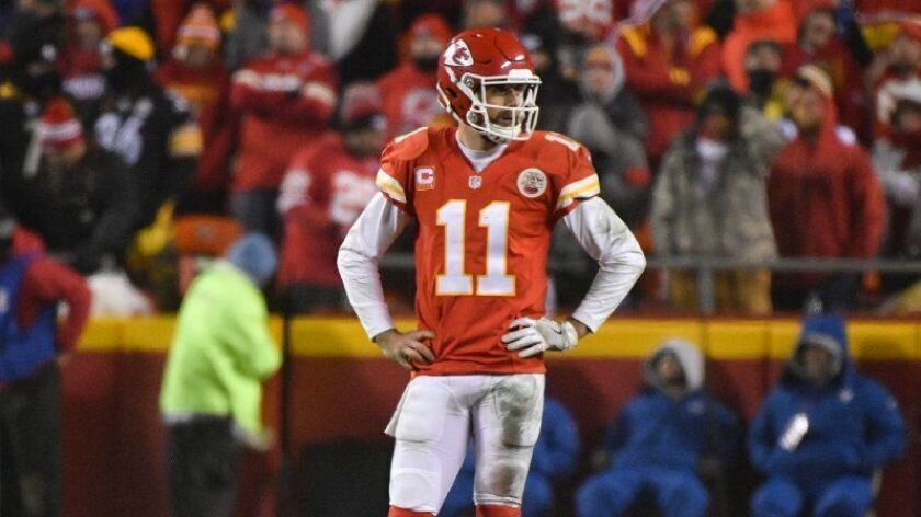 Steelers silence the Chiefs, 18-16, to advance to the AFC championship