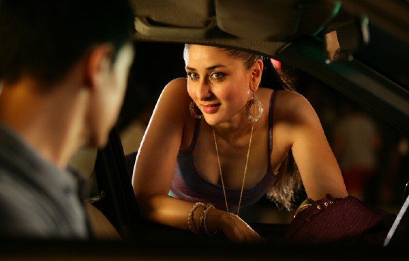Review: 'Talaash's' Bollywood-meets-noir needs work